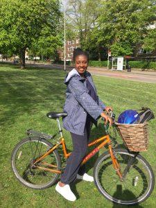 Bike ride, 13 April 2017